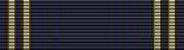 Longevity Ribbon with a Bronze Star