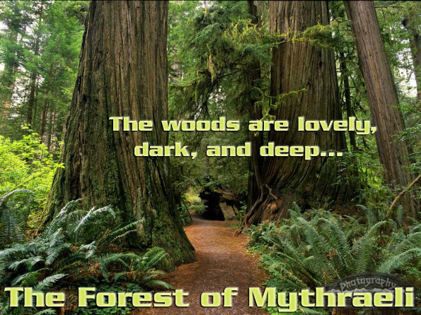 The Forests of Mythraeli